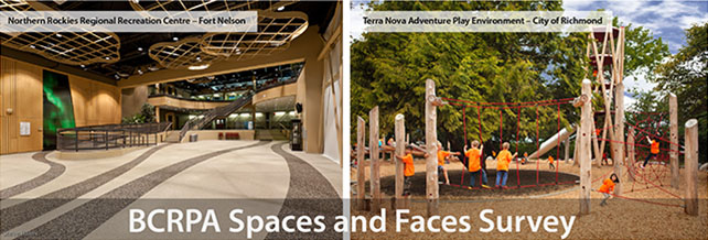 Spaces And Faces Banner