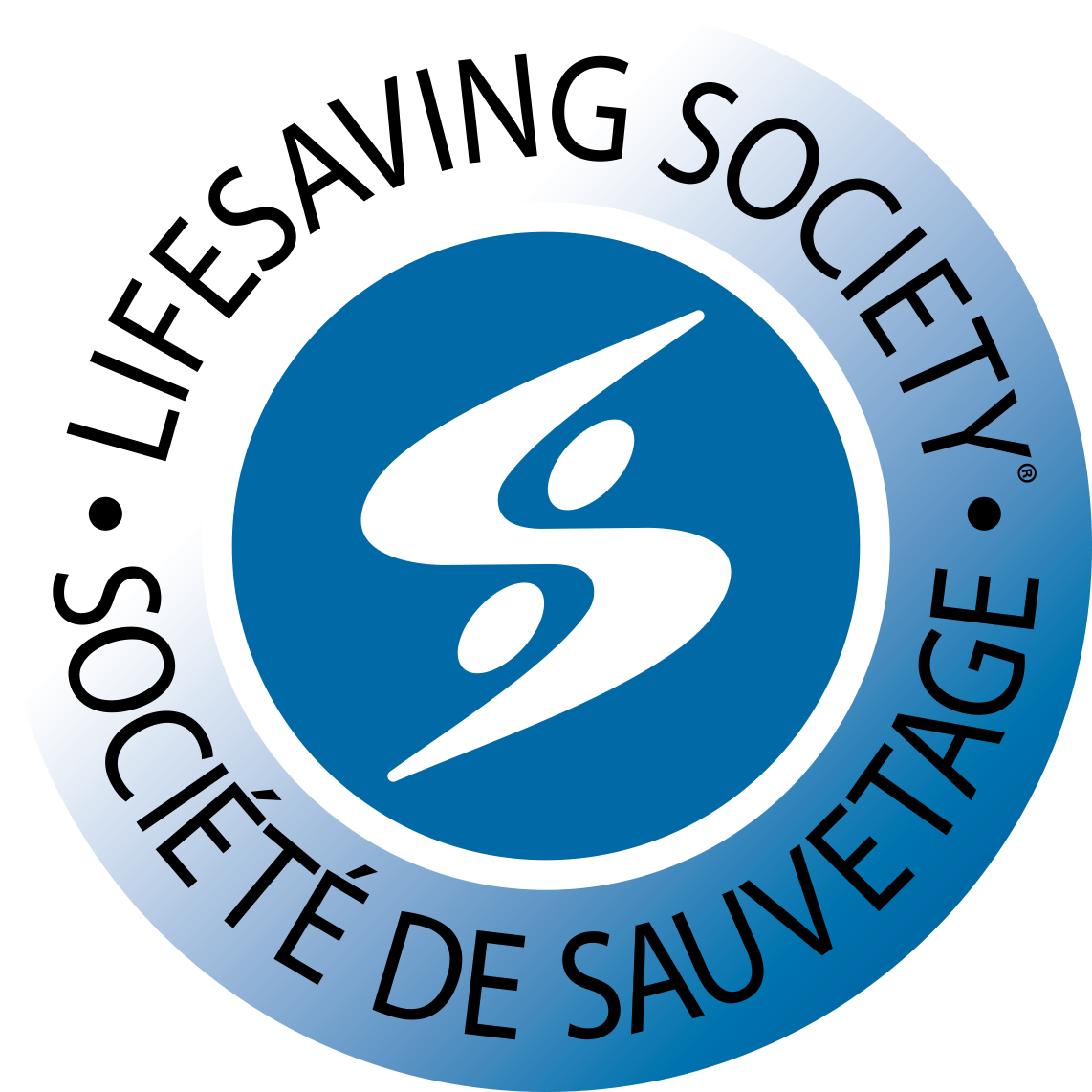 Lifesaving Society Round Logo Png