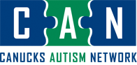 Canucks Autism Network logo