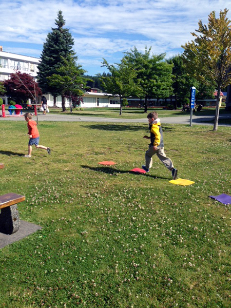 Kitimat Ican Obstacle Course Web